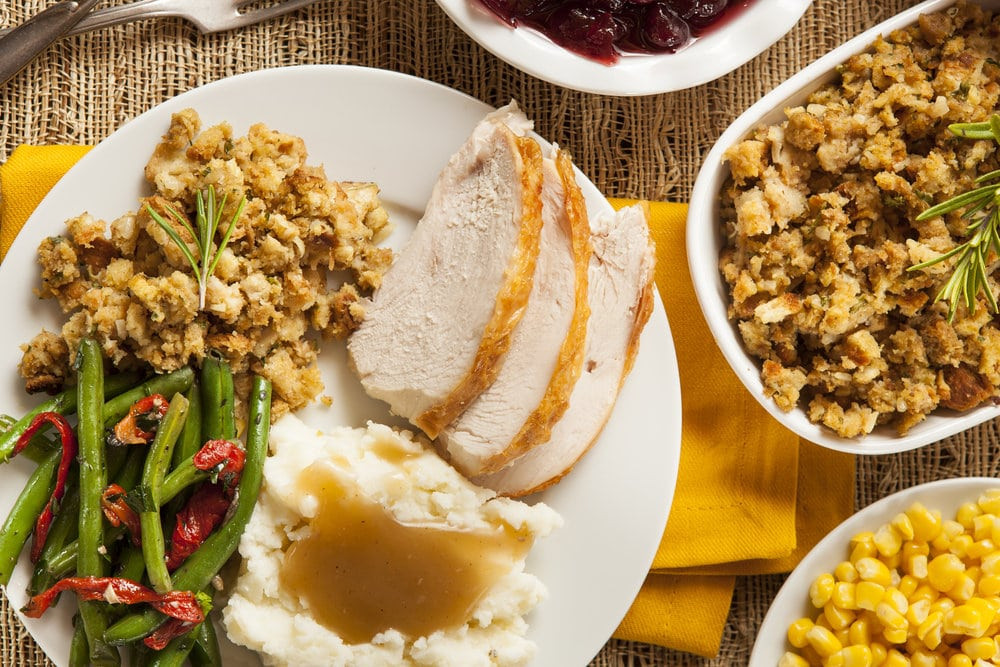 Restaurants Open For Breakfast On Thanksgiving  Which Smoky Mountains Restaurants Are Open on Thanksgiving