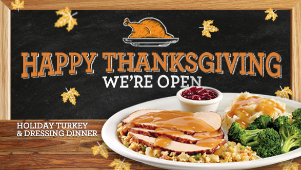 Restaurants Open For Breakfast On Thanksgiving  5 Tips for Dining Out This Holiday Season