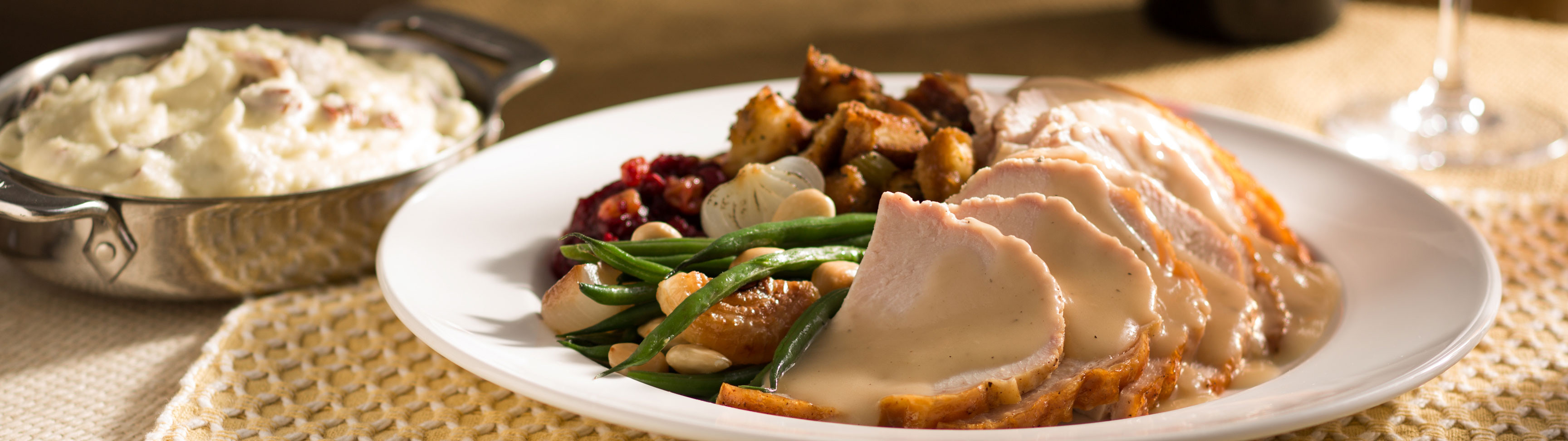 Restaurants Open For Breakfast On Thanksgiving  THANKSGIVING Fine Dining Menu