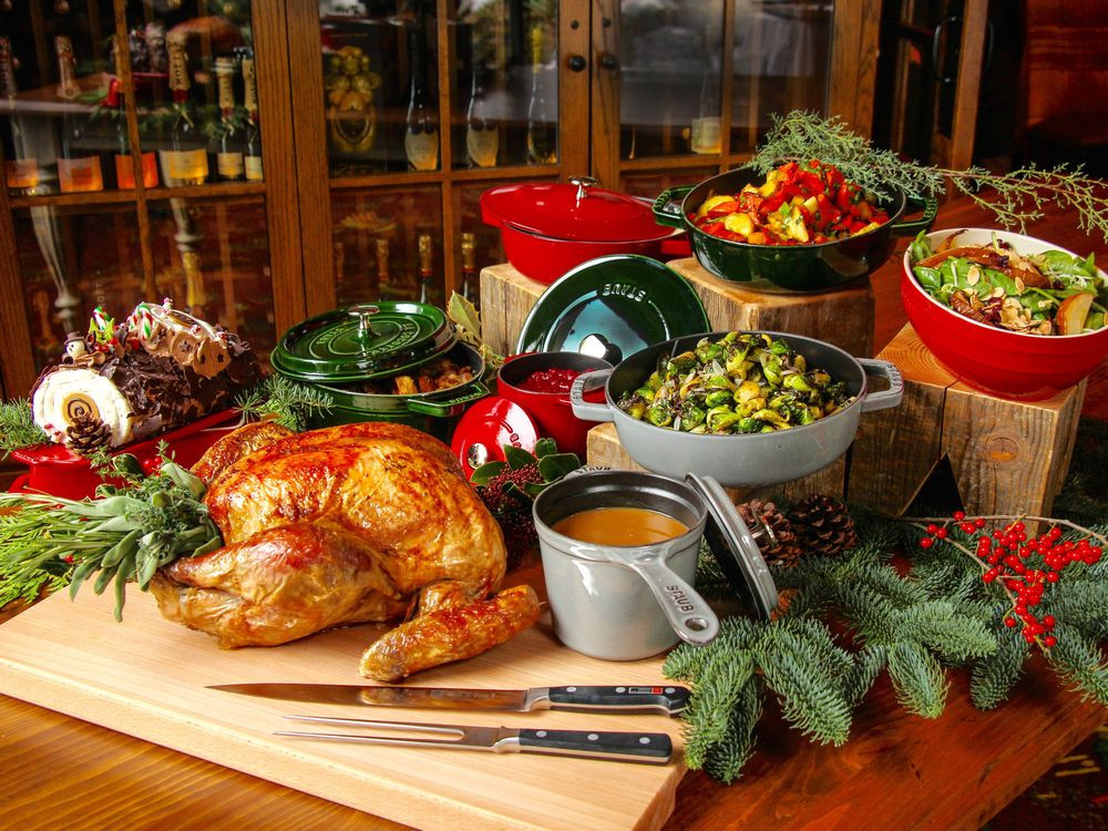 Restaurants Serving Christmas Dinner  Christmas dining out Top Vancouver restaurants serve up