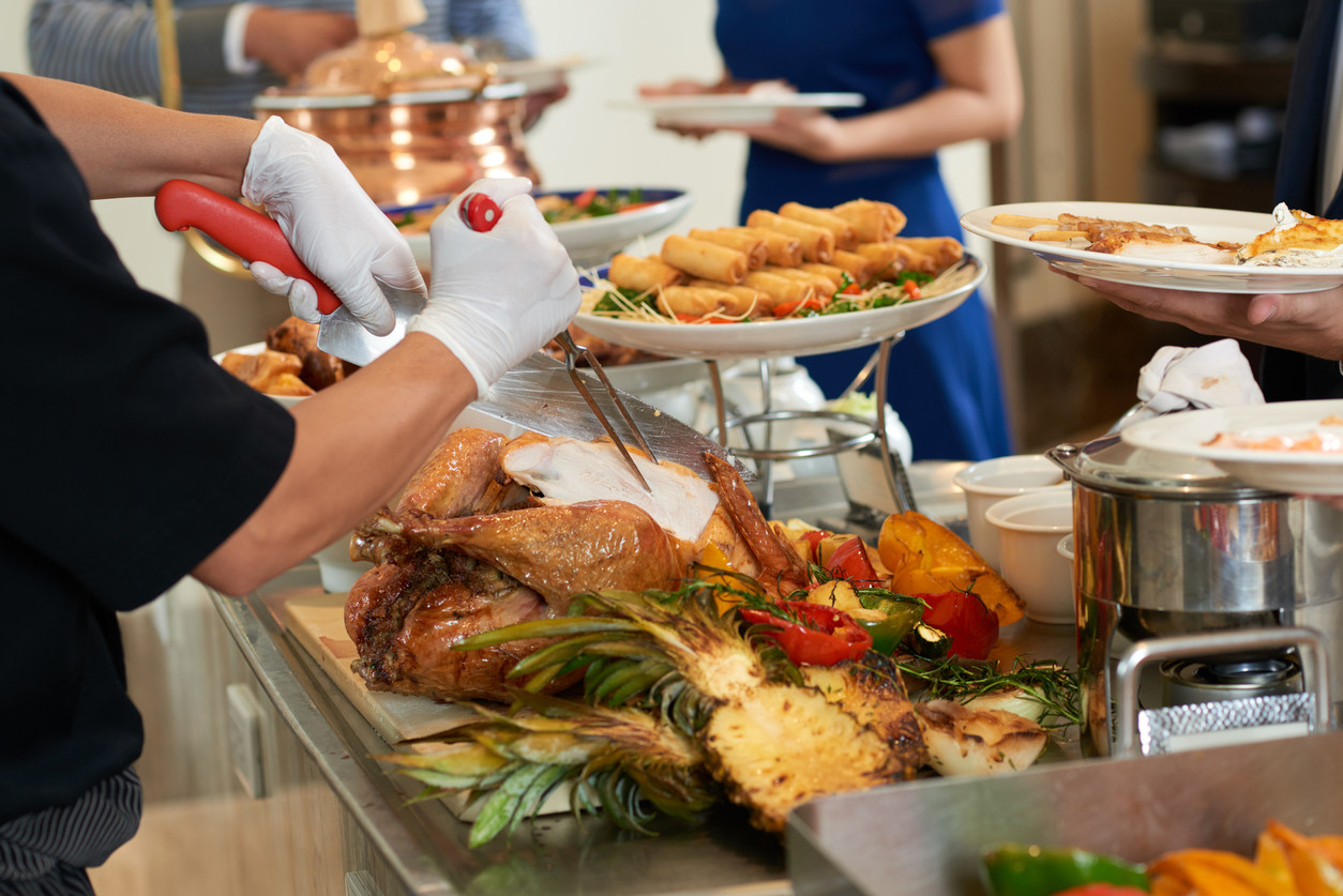 Restaurants Serving Thanksgiving Dinner 2019  Where to Go for a Great Thanksgiving Dinner In the D