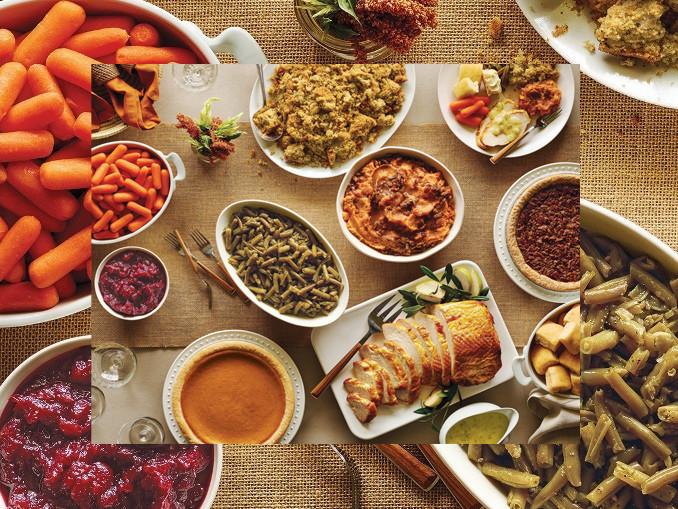Restaurants Serving Thanksgiving Dinner 2019  Cracker Barrel fers New Heat n Serve Holiday Family