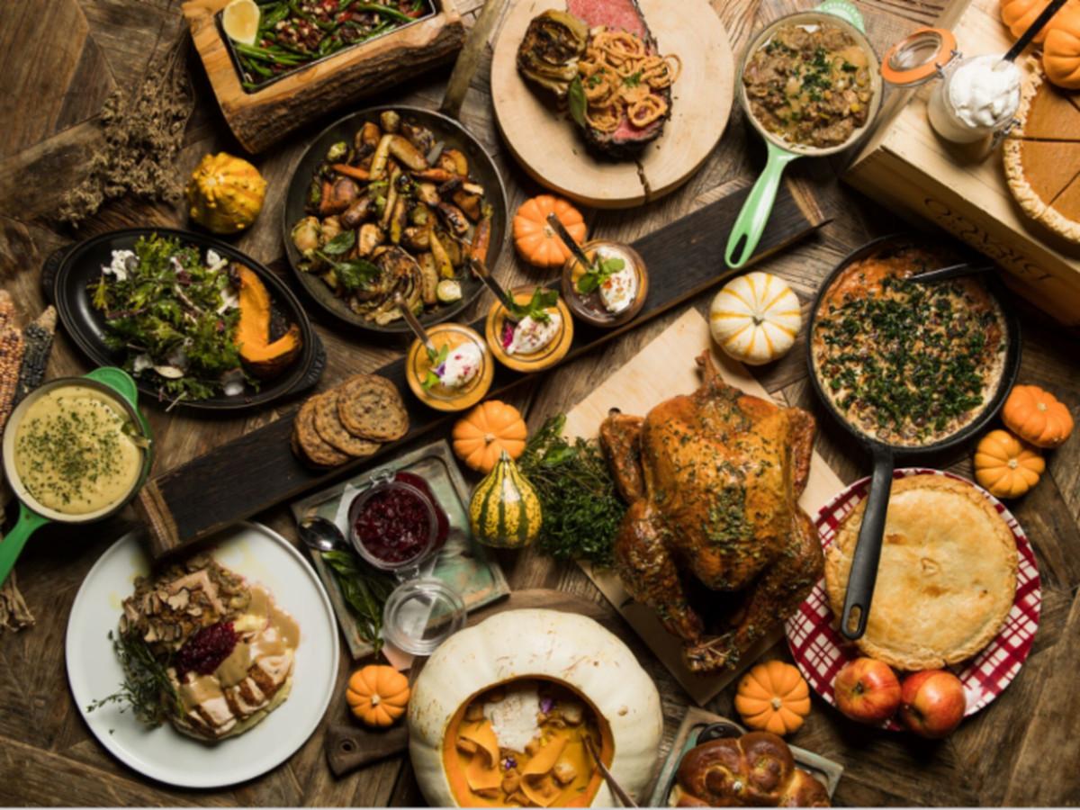 Restaurants Serving Thanksgiving Dinner 2019  Where To Dine for Thanksgiving in Las Vegas Eater Vegas
