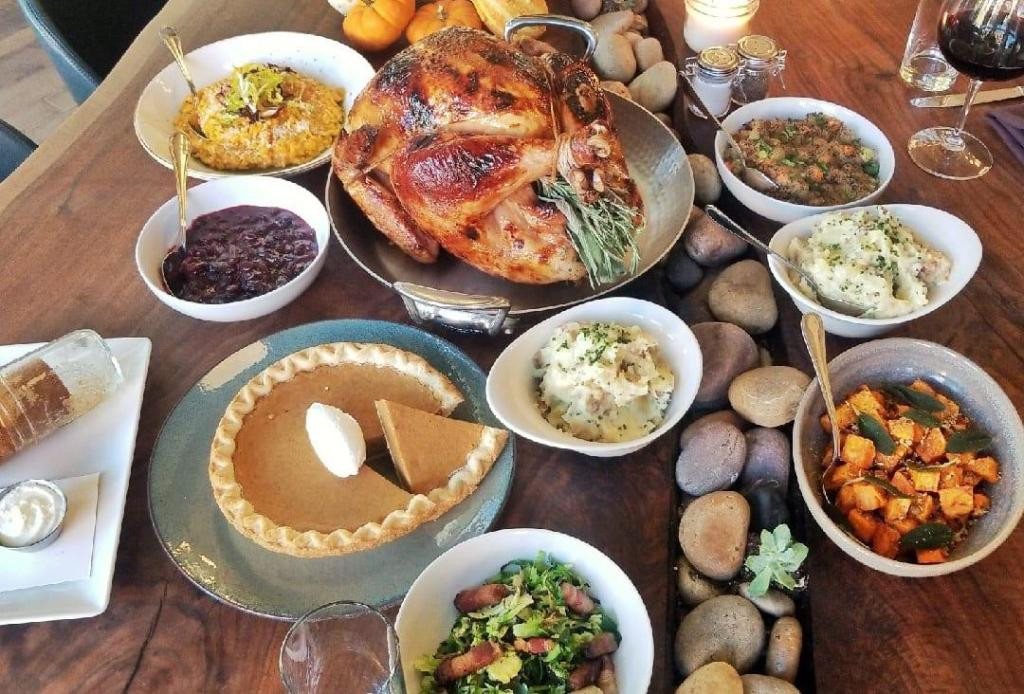 Restaurants Serving Thanksgiving Dinner 2019  No need to guess Leave the Turkey Day math to us – The