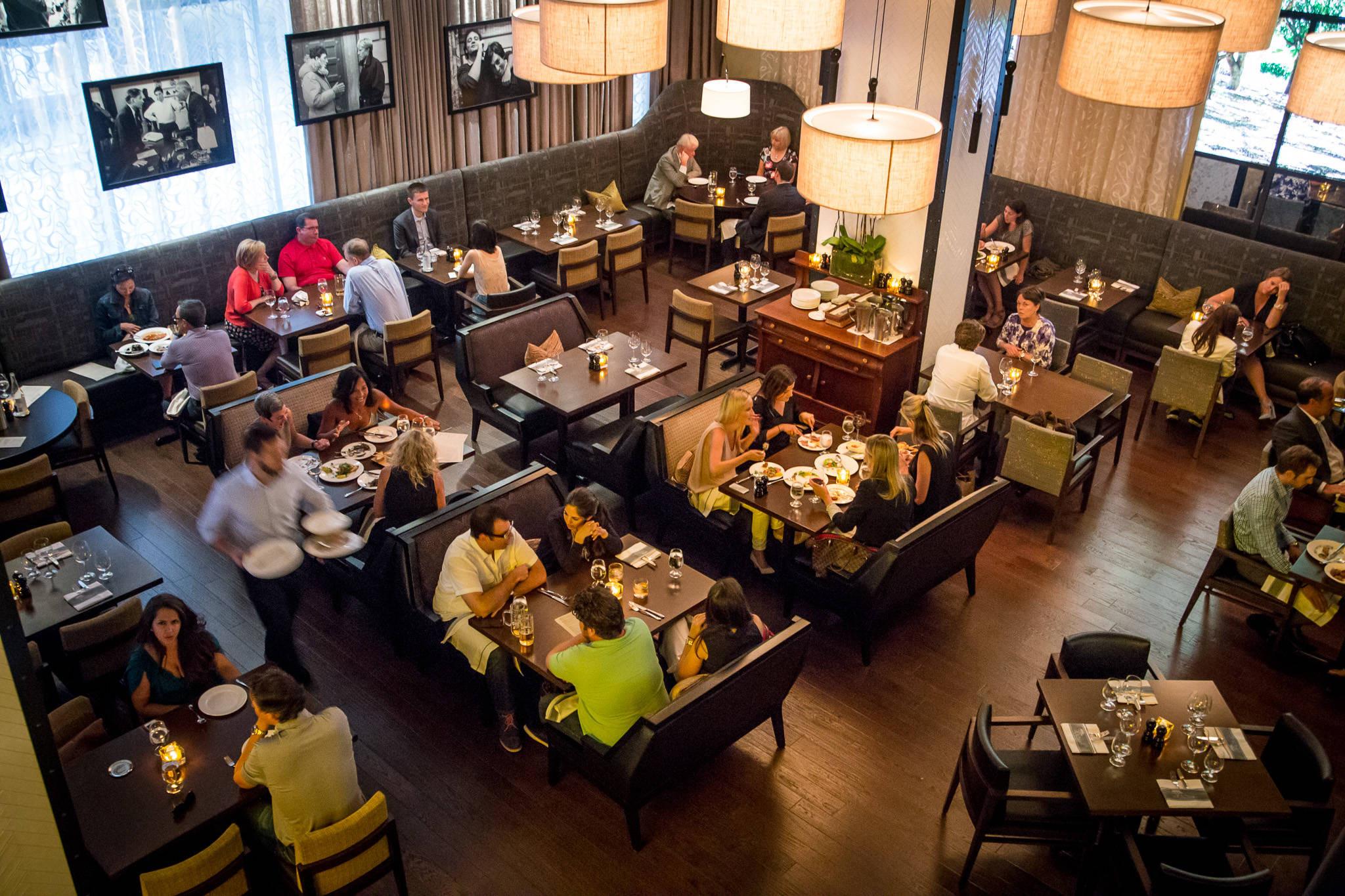 Restaurants Serving Thanksgiving Dinner 2019  10 restaurants for Thanksgiving dinner in Toronto