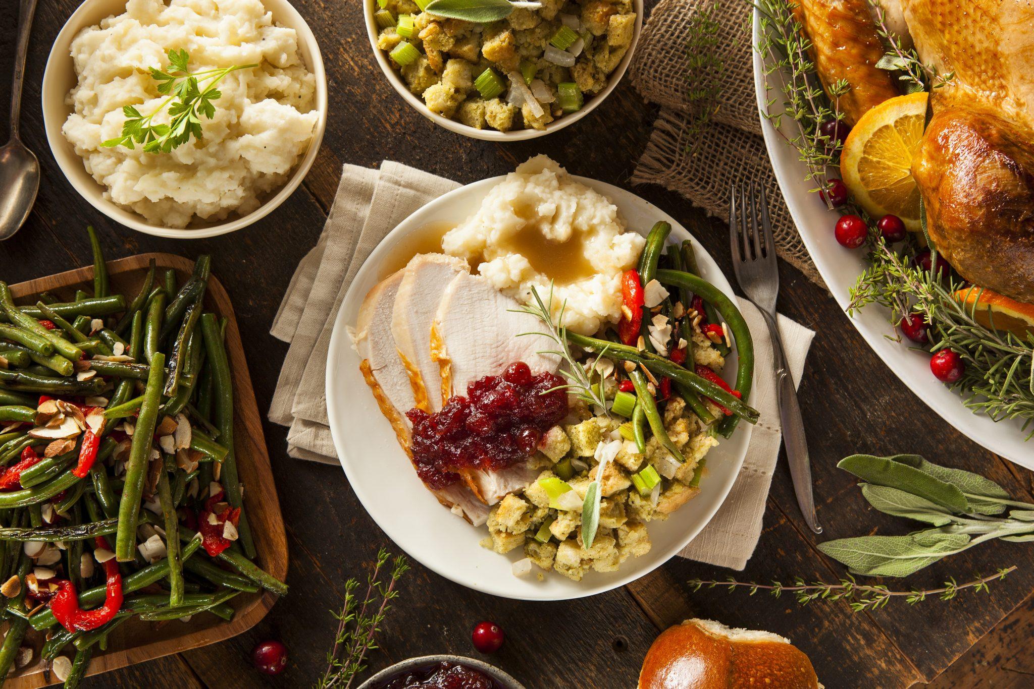 Restaurants Serving Thanksgiving Dinner  4 Mouth Watering Restaurants Serving Thanksgiving Dinner