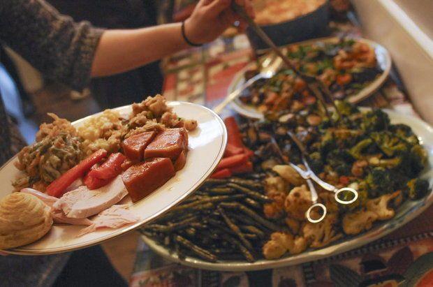 Restaurants Serving Thanksgiving Dinner  120 best Portland Holidays images on Pinterest