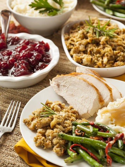 Restaurants Serving Thanksgiving Dinner  Shore restaurants serving Thanksgiving dinner