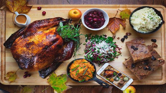 Restaurants Serving Thanksgiving Dinner  NYC Restaurants Serving Thanksgiving Dinner NBC New York