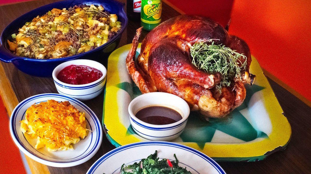Restaurants Serving Thanksgiving Dinner  NYC restaurants serving Thanksgiving dinner