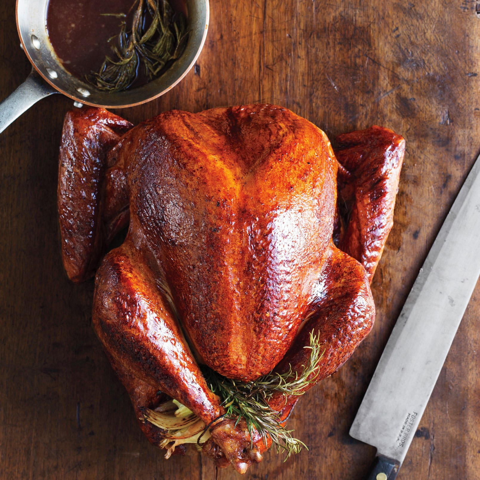 Roast Turkey Recipes Thanksgiving  A Simple Roast Turkey recipe