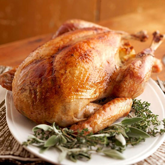 Roast Turkey Recipes Thanksgiving  Classic Roast Turkey Recipe