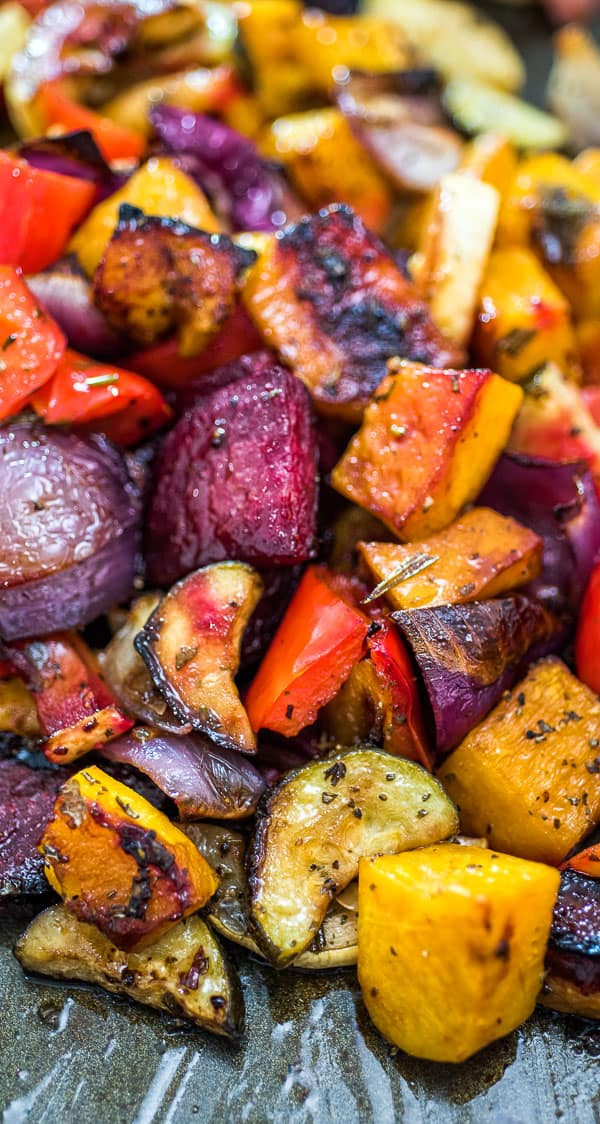 Roasted Fall Vegetables Best Recipes Ever  Oven Roasted Ve ables