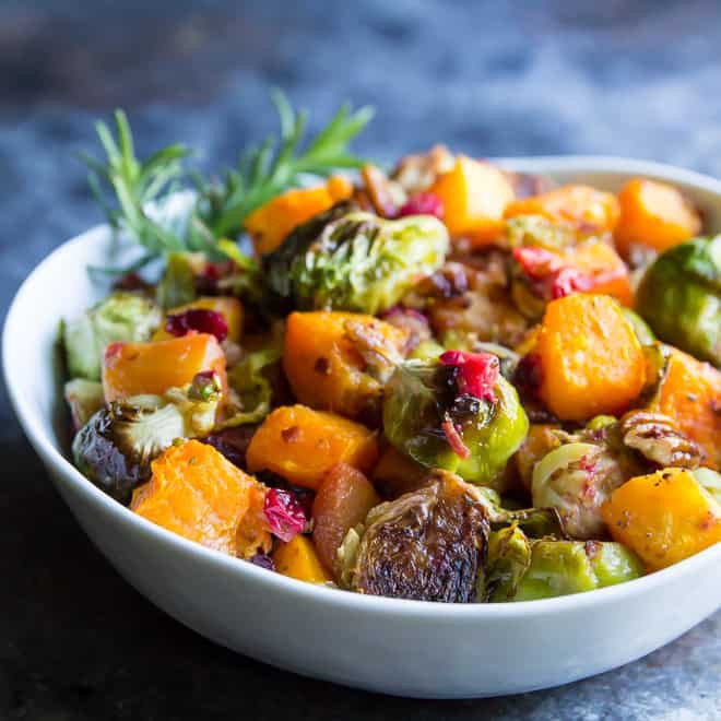 Roasted Fall Vegetables Best Recipes Ever  10 Low Carb Side Dishes for Christmas
