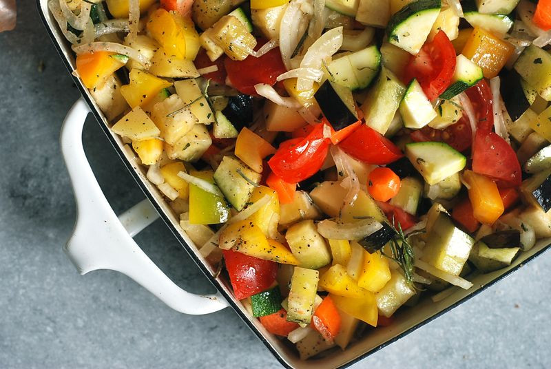 Roasted Fall Vegetables Best Recipes Ever  10 Easy Thanksgiving Sides They ll Rave About All Day