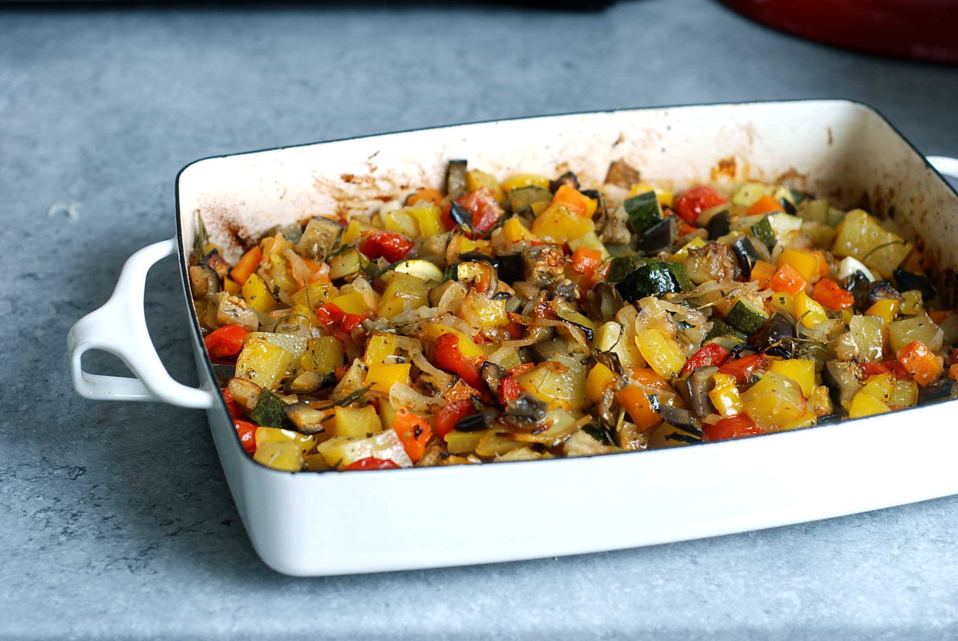 Roasted Fall Vegetables Best Recipes Ever  Roasted Ve ables Recipe — Dishmaps