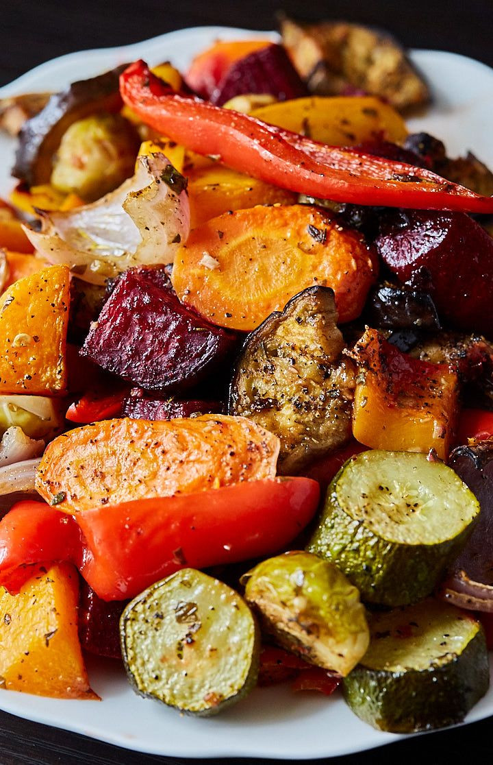 Roasted Fall Vegetables Best Recipes Ever  Best 25 Roasted ve ables ideas on Pinterest