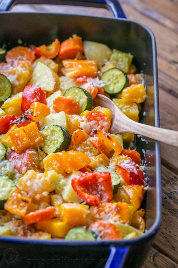 Roasted Fall Vegetables Recipe  Roasted Ve ables Recipe Great Holiday Side Dish