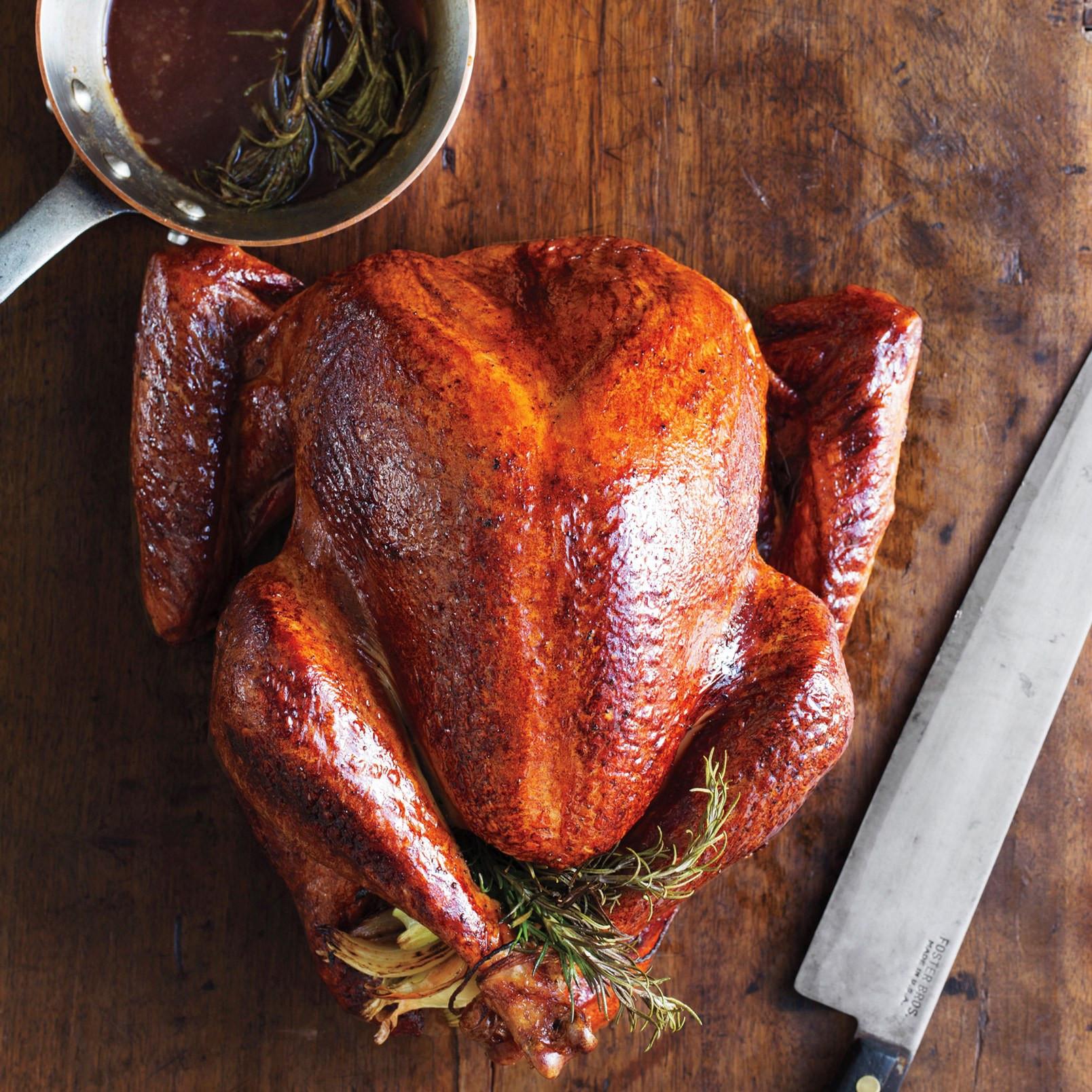 Roasted Thanksgiving Turkey  A Simple Roast Turkey recipe