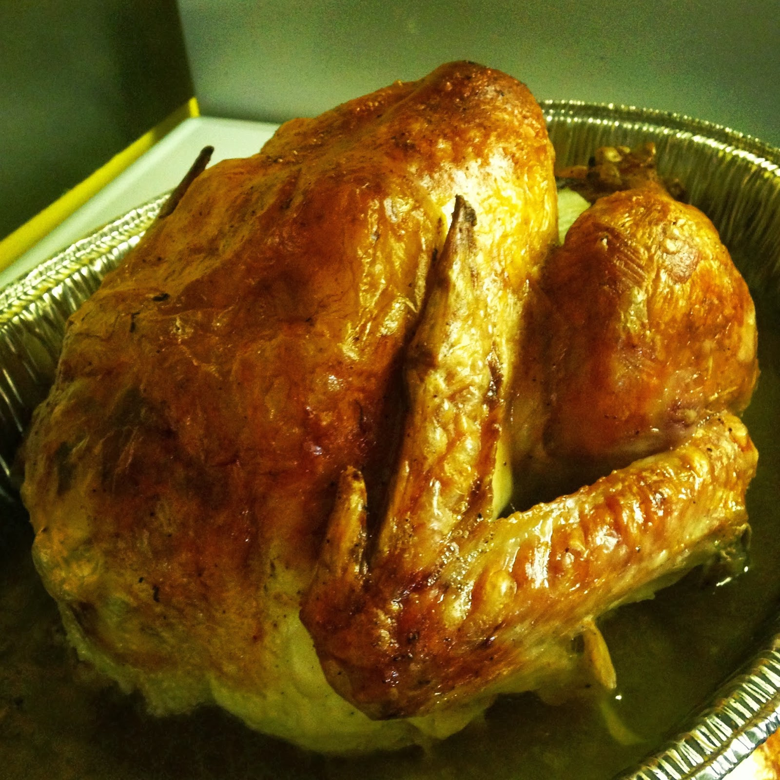 Roasted Thanksgiving Turkey  Roasted Thanksgiving Turkey