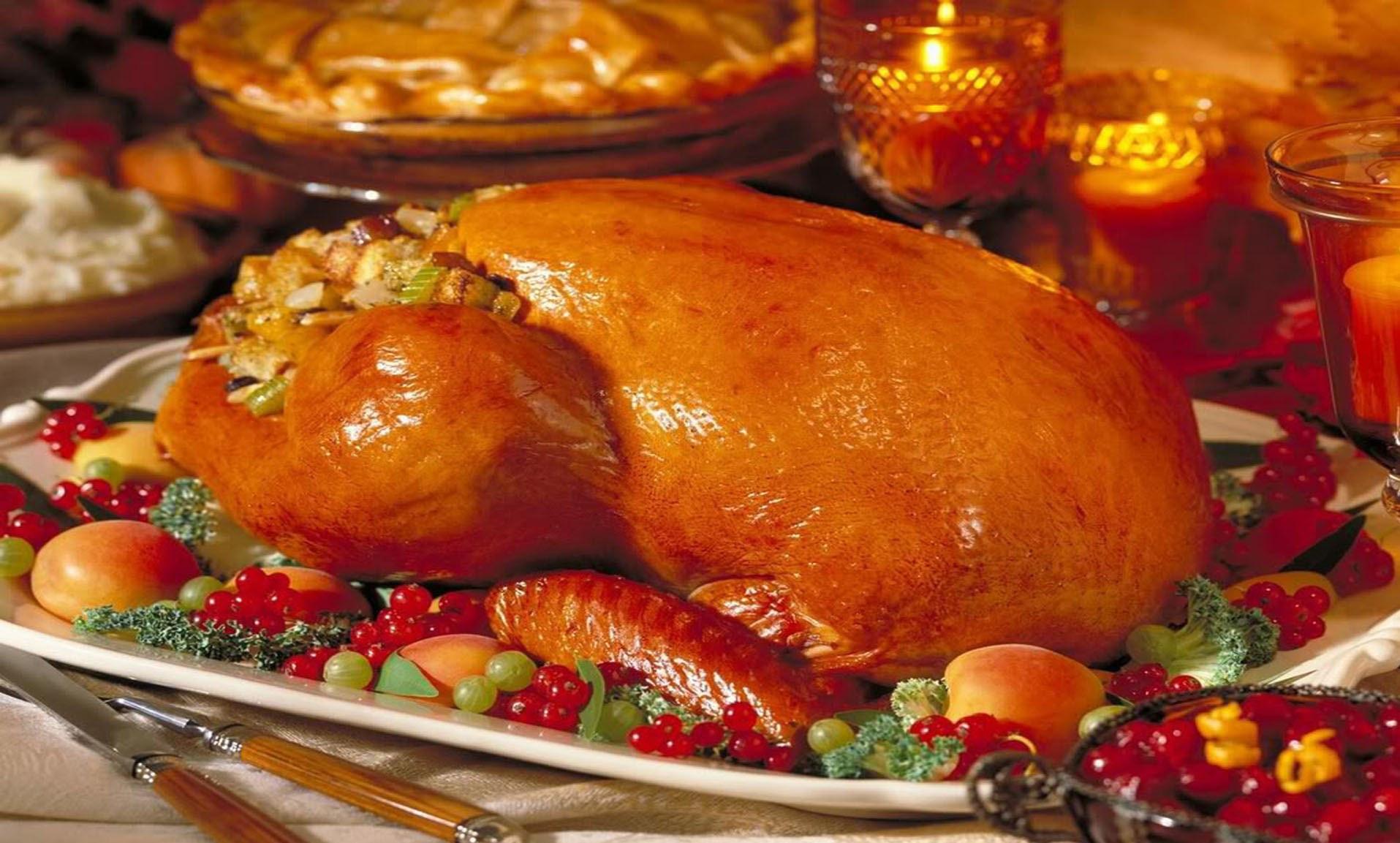 Roasted Thanksgiving Turkey  Thanksgiving Roasted Turkey
