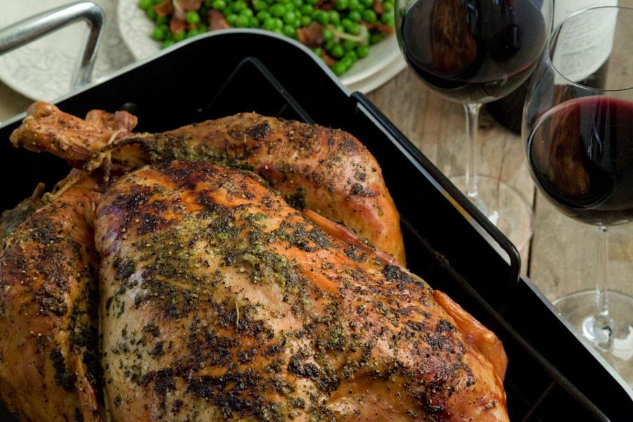 Roasted Turkey Recipes Thanksgiving  Citrus and Herb Roasted Turkey Turkey 101