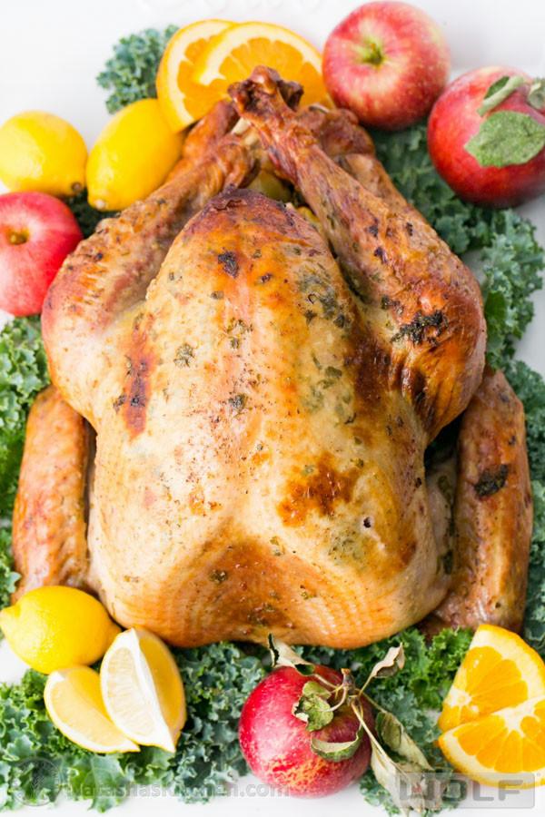 Roasted Turkey Recipes Thanksgiving  Favorite Thanksgiving Recipes The Crafting Chicks