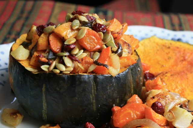 Roasted Vegetables Thanksgiving Recipe  6 Thanksgiving Ve able Recipes for your Holiday Feast