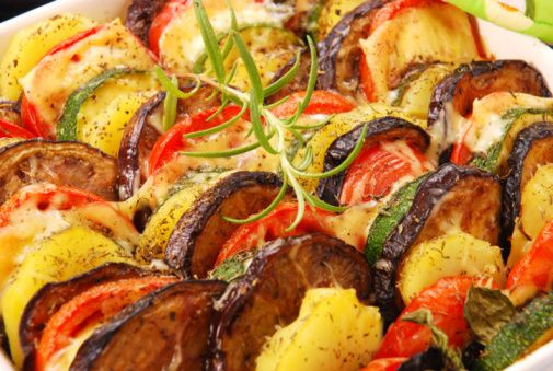 Roasted Vegetables Thanksgiving Recipe  Roasted Ve able Casserole recipe thanksgiving ideas