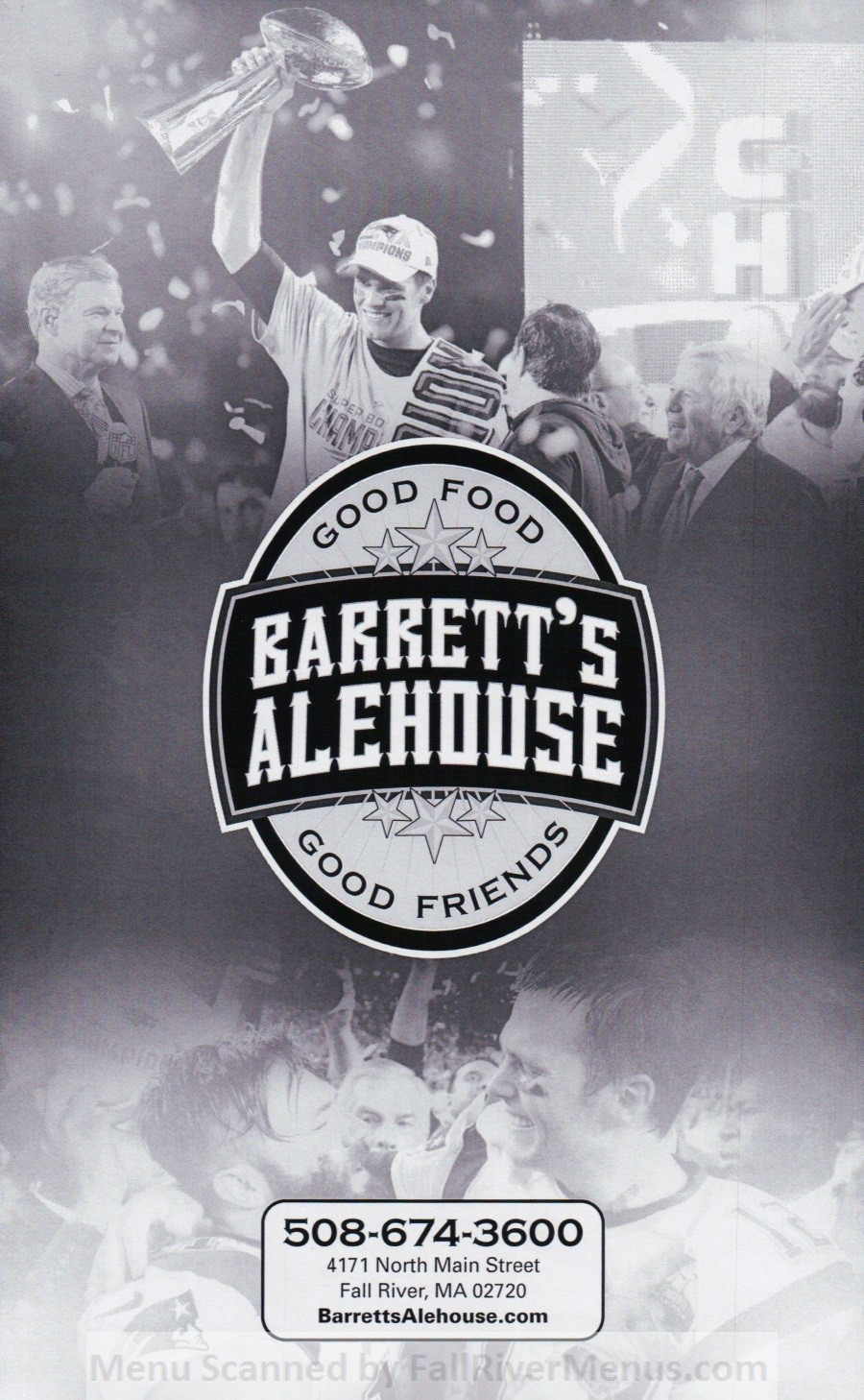 Rogers Hot Dogs Fall River  Barrett's Alehouse
