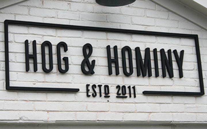 Rogers Hot Dogs Fall River  Hog & Hominy Memphis TN
