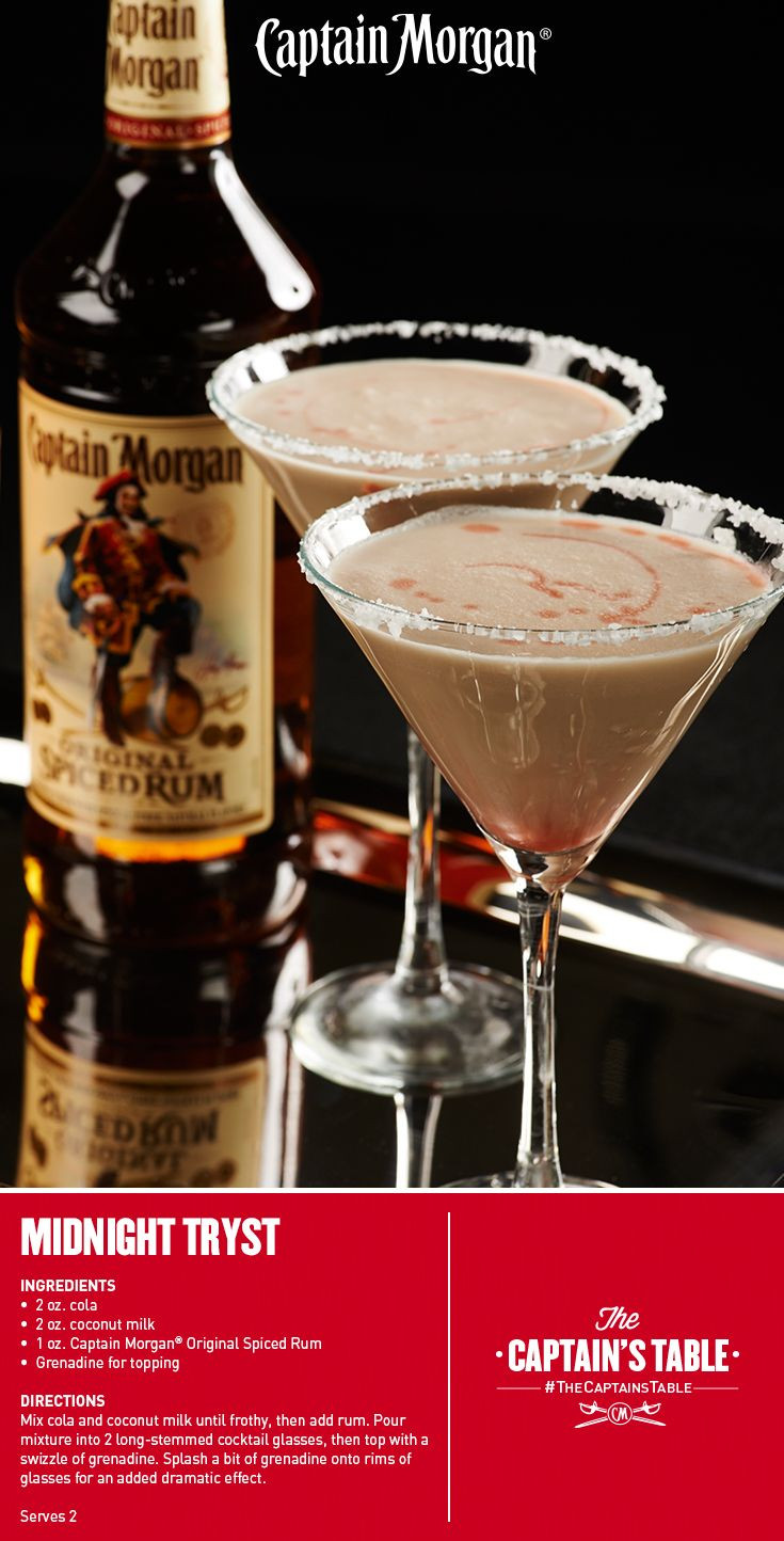 Rum Drinks For Fall  Best 25 Spiced rum drinks ideas only on Pinterest