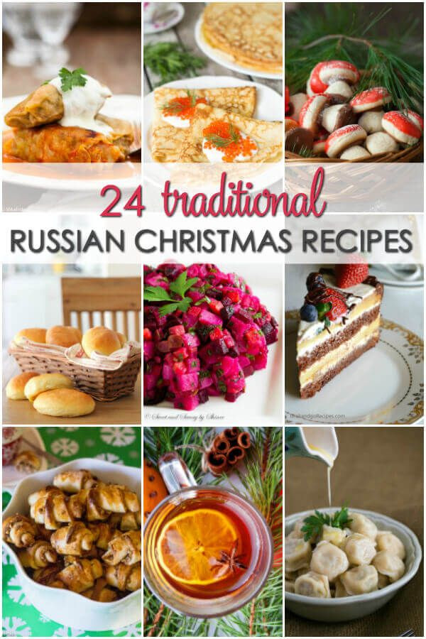 Russian Christmas Desserts  25 Best Ideas about Traditional Russian Food on Pinterest