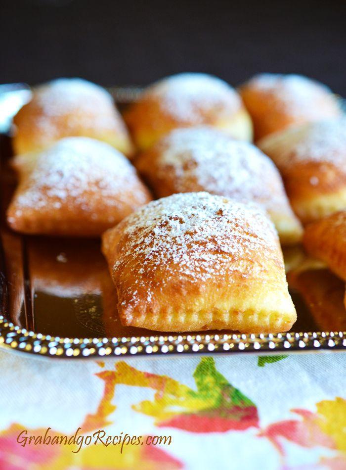 Russian Christmas Desserts  Beignets Recipe – Ponchiki Recipe