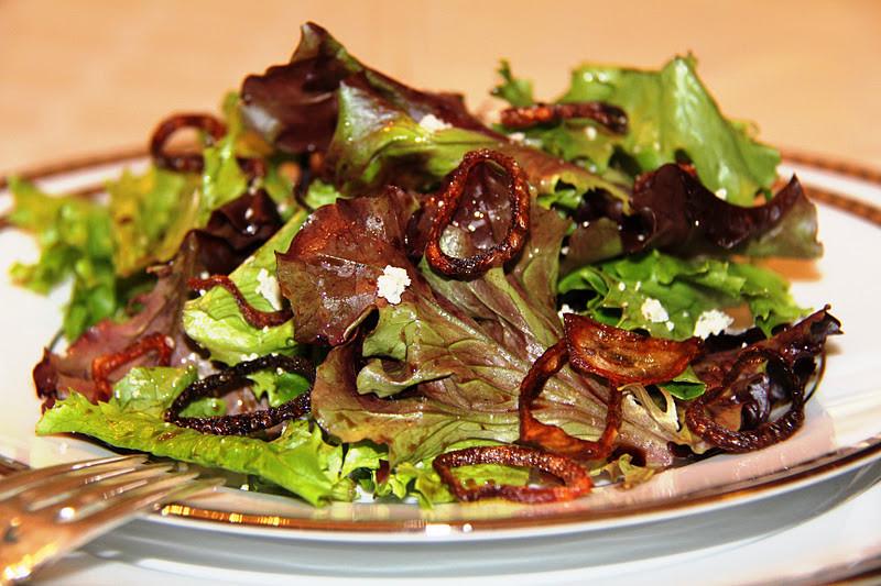 Salad For Thanksgiving Dinner  Stranded in Cleveland Thanksgiving Dinner