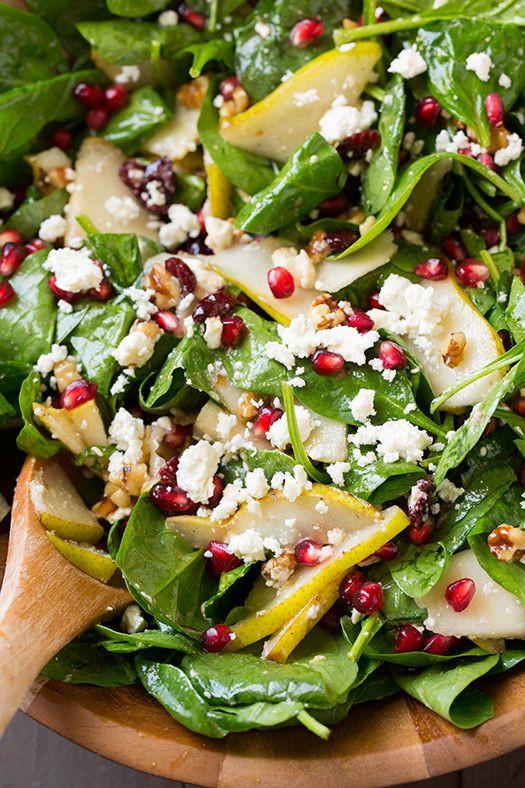 Salad For Thanksgiving Dinner  124 best images about Easter Spring on Pinterest