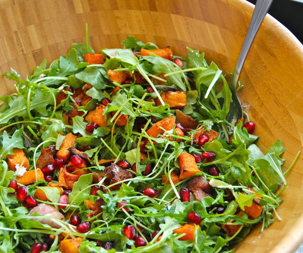 Salad For Thanksgiving Dinner  How to cook Thanksgiving dinner