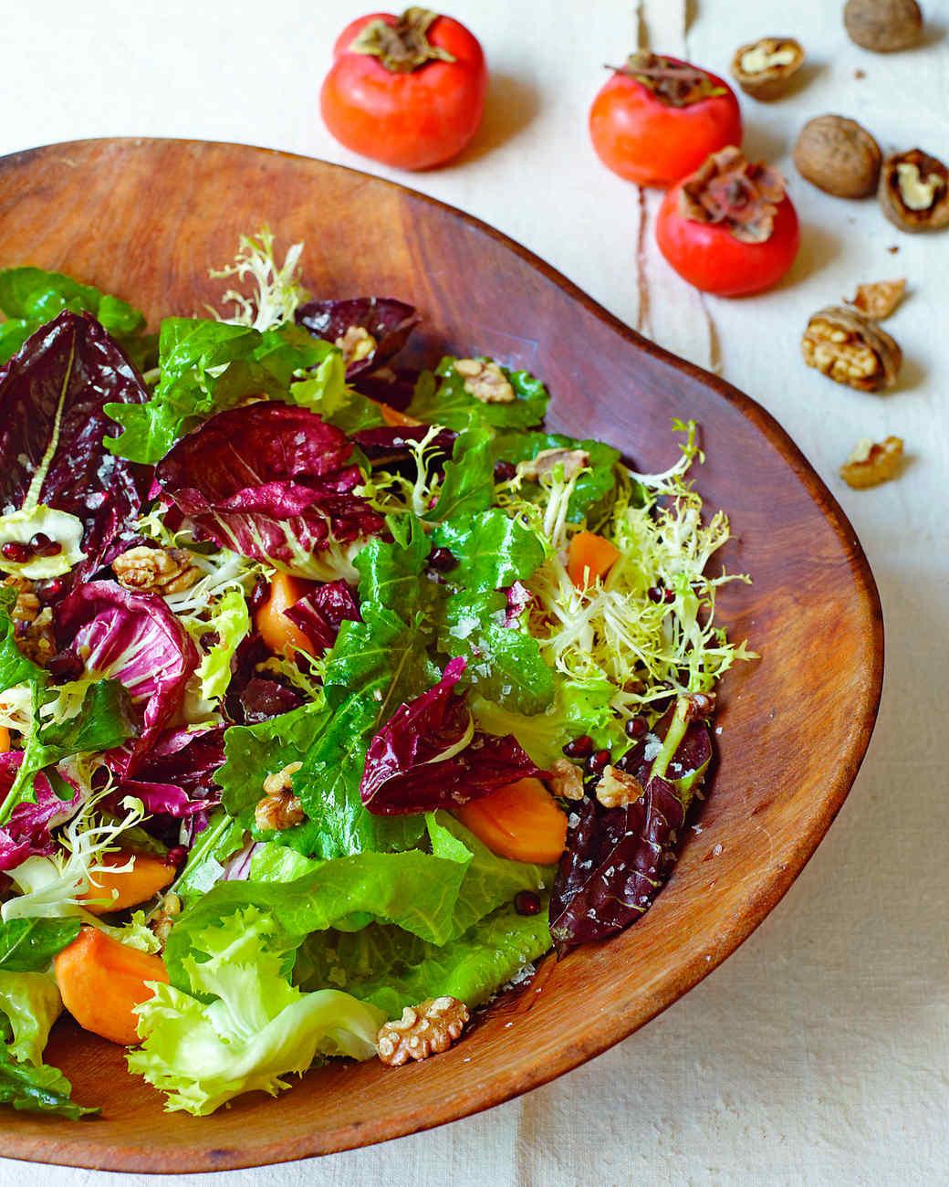Salad For Thanksgiving Dinner  Thanksgiving Salad Recipes