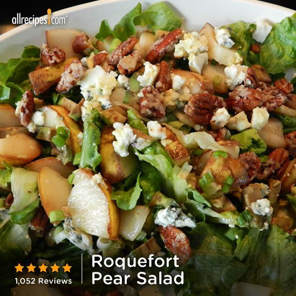 """Salad For Thanksgiving Dinner  """"The best salad I have ever had I made it for a dinner"""