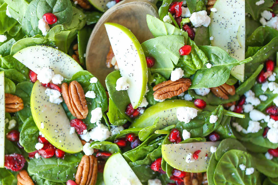 Salads For Thanksgiving  20 Best Thanksgiving Salad Recipes Easy Ideas for
