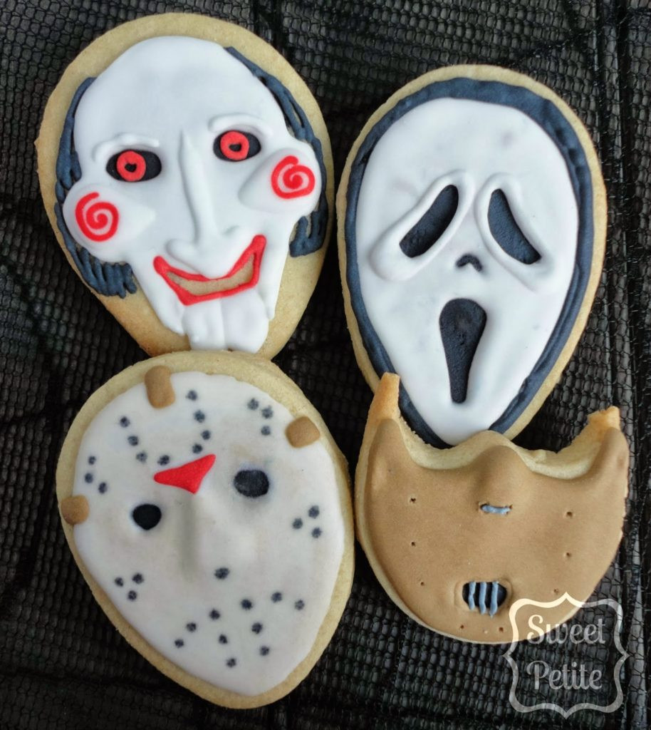 Scary Halloween Cookies  Living TRUE – Model Blog 22 Creepy Crawly Halloween