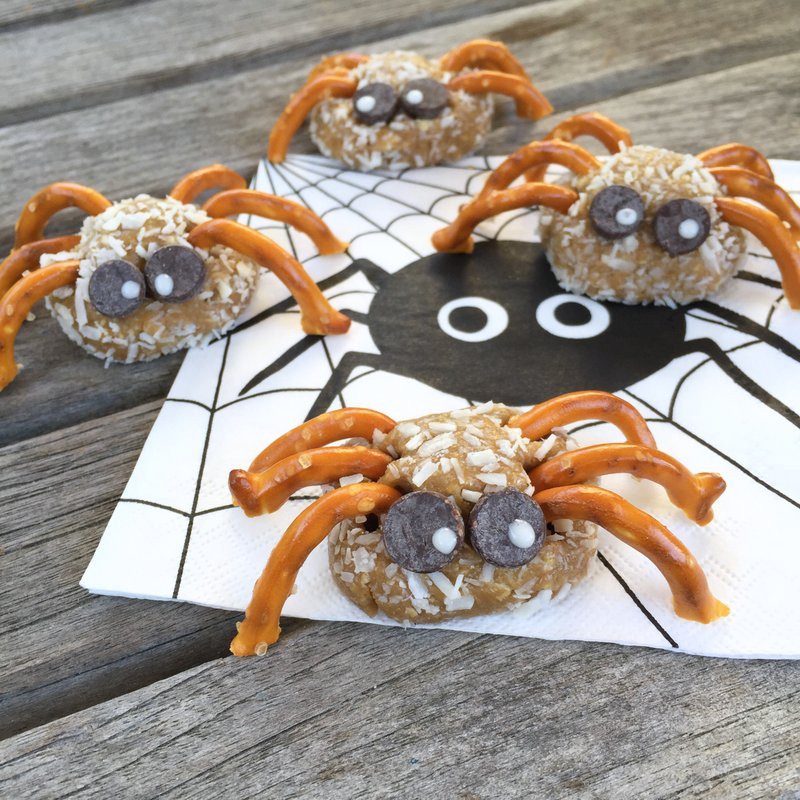 Scary Halloween Cookies  The 52 New Foods Challenge