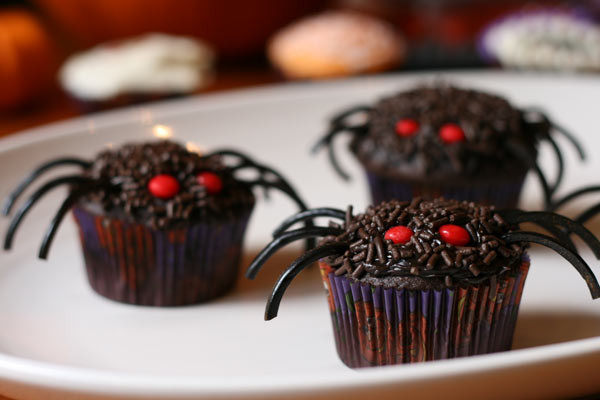 Scary Halloween Cupcakes  Frikkin Awesome Halloween Cupcakes – Frikkin Awesome
