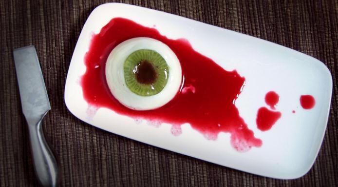 Scary Halloween Dessert  Halloween Dessert Ideas Recipes for Cute Halloween Desserts