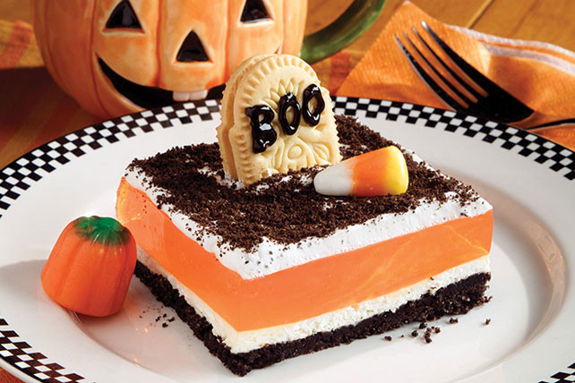 Scary Halloween Desserts  Spooky Halloween Dessert Kraft Recipes