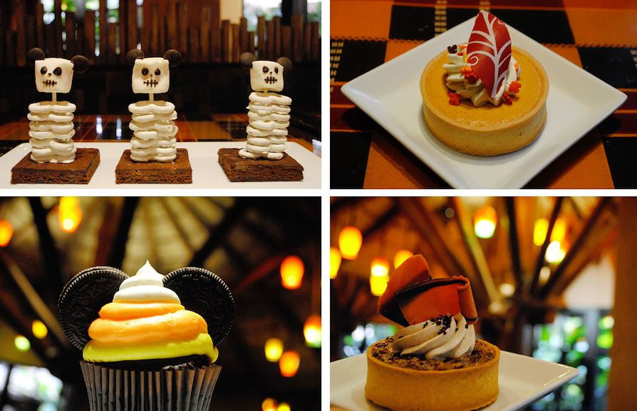 Scary Halloween Desserts  Spooky Halloween treats at Disney World