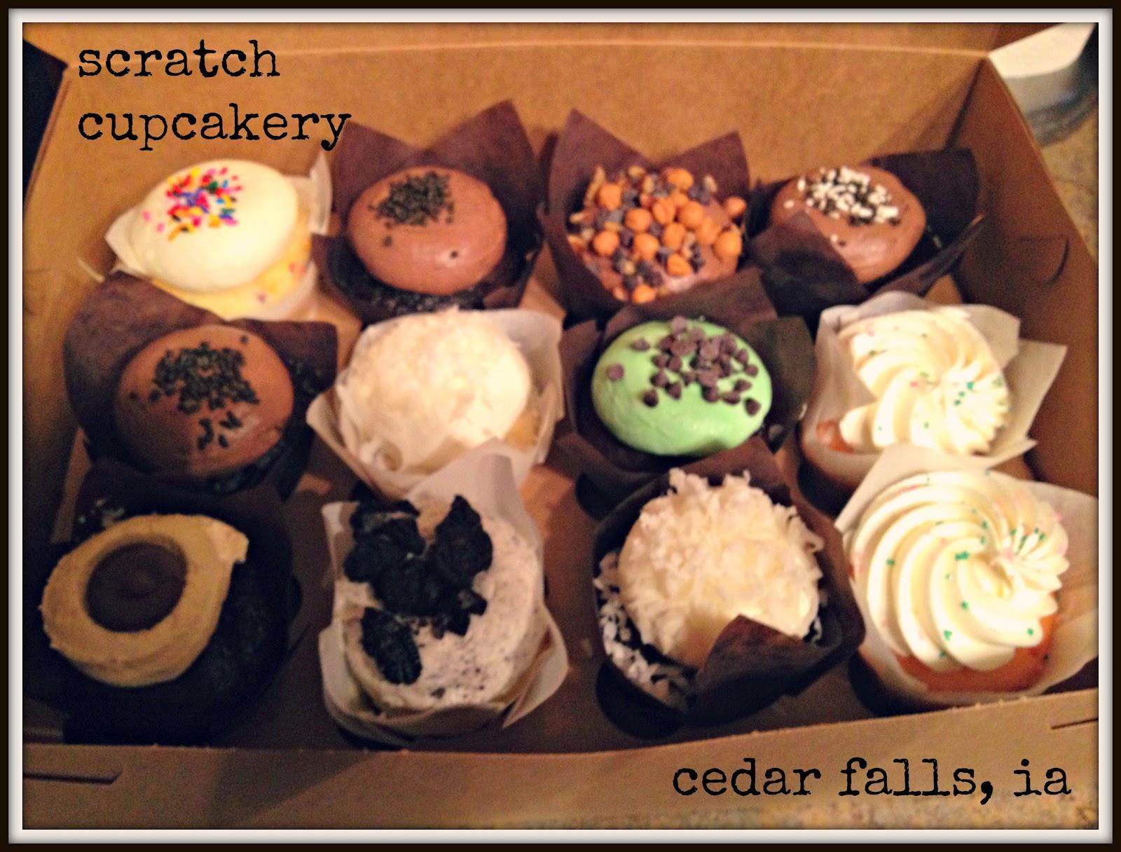 Scratch Cupcakes Cedar Falls  The Cupcake Activist Guest Review Scratch Cupcakes