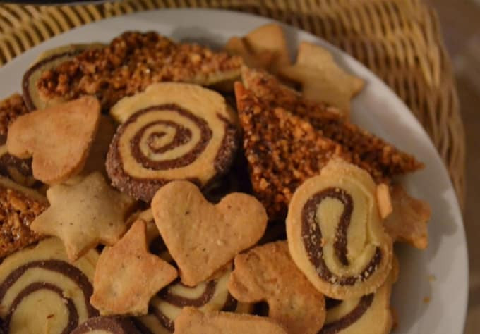 Send Christmas Cookies  Send you 5 delicious german christmas cookie recipes from