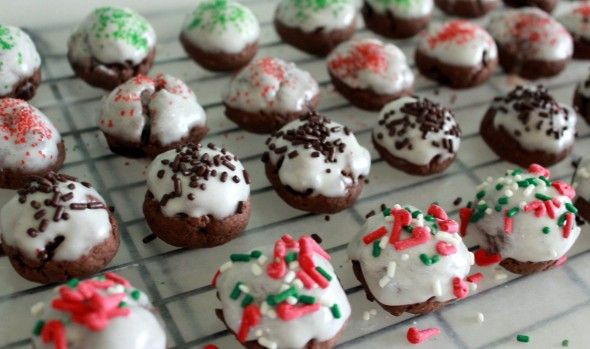 Send Christmas Cookies  Tatu Italian Christmas Cookies Yum