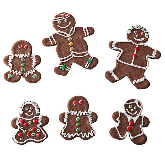 Send Christmas Cookies  Christmas Cookie Recipes